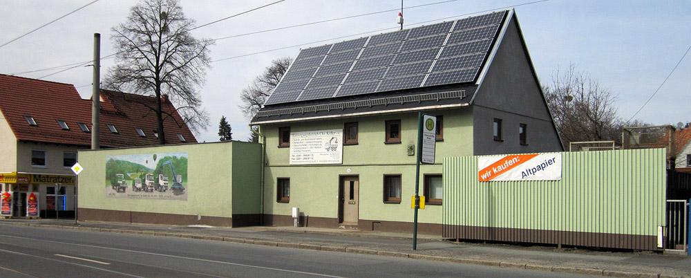 Werkstoffhof Bühlau
